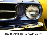 Color Detail On The Headlight...