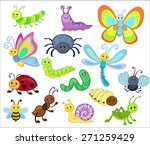 Large Vector Set Of Cute...