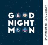 Cosmos Vector Poster Good Nigh...