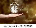 time is running up | Shutterstock . vector #271332740