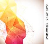 vector illustration of orange...   Shutterstock .eps vector #271344890