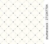 seamless geometric pattern.... | Shutterstock .eps vector #271347704