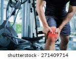 healthy men injury from... | Shutterstock . vector #271409714