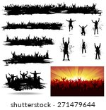 banners for sporting events and ... | Shutterstock .eps vector #271479644