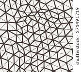 vector seamless pattern in a... | Shutterstock .eps vector #271491719