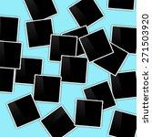 vector photo frames collection... | Shutterstock .eps vector #271503920