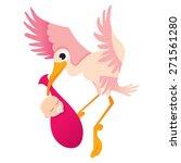 a cartoon vector illustration...   Shutterstock .eps vector #271561280