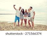 summer  sea  tourism ... | Shutterstock . vector #271566374
