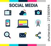 social media connection...