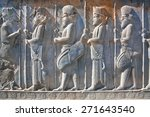 soldiers of historical empire... | Shutterstock . vector #271643540