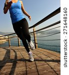 healthy lifestyle sports woman... | Shutterstock . vector #271648160