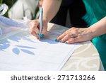 Bride Write On Registration Of...