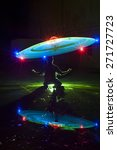 taken   light painting   man... | Shutterstock . vector #271727723