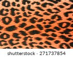 texture of print fabric stripes ... | Shutterstock . vector #271737854
