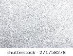 abstract closeup white spray...   Shutterstock . vector #271758278