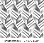 abstract geometrical pattern.... | Shutterstock .eps vector #271771604
