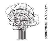 complex analytics   big data... | Shutterstock .eps vector #271772594