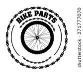 bike lifestyle design over... | Shutterstock .eps vector #271777070