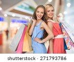 girl  urban  two.   Shutterstock . vector #271793786
