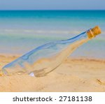 Castaway Bottle