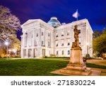 raleigh  north carolina  usa... | Shutterstock . vector #271830224