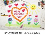 Happy Mothers Day Card Made By...