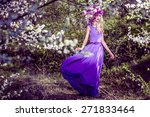 fairies are real  beautiful... | Shutterstock . vector #271833464