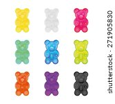 Vibrant Gummy Bears