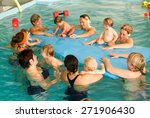 lugano  switzerland   18... | Shutterstock . vector #271906430
