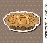 pie theme elements   Shutterstock .eps vector #271936670