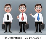 set of realistic smart... | Shutterstock .eps vector #271971014