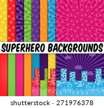 collection of 16 vector... | Shutterstock .eps vector #271976378