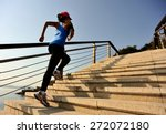 healthy lifestyle sports woman
