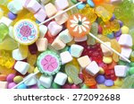 Candy  Lollipop  Colored...