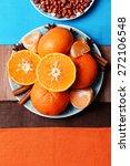 Orange Tangerines  Peanuts And...