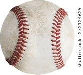 baseball  baseballs  dirty.   Shutterstock . vector #272124629