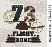 vector war theme background  ... | Shutterstock .eps vector #272139176