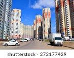 krasnogorsk  russia   april 22... | Shutterstock . vector #272177429