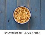 granola in bowl | Shutterstock . vector #272177864