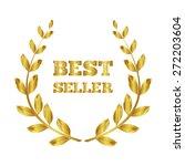 designation leader winner.... | Shutterstock .eps vector #272203604