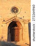 Detail Of Romanesque...