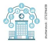 medical icon design  vector... | Shutterstock .eps vector #272296658
