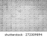 white brick wall background in... | Shutterstock . vector #272309894