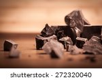 chocolate  chocolate candy ... | Shutterstock . vector #272320040