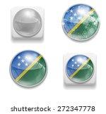 set isolated vector flag of... | Shutterstock .eps vector #272347778