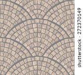 vector seamless background from ... | Shutterstock .eps vector #272370149