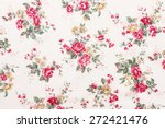 vintage style of tapestry... | Shutterstock . vector #272421476