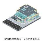 a vector illustration of a... | Shutterstock .eps vector #272451218