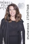 Small photo of New York, NY, USA - April 23, 2015: Director Claudia Llosa attends 2015 New York Tribeca Film Festival Premiere Narrative Aloft at BMCC Tribeca PAC, Manhattan