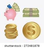 money design  vector... | Shutterstock .eps vector #272481878